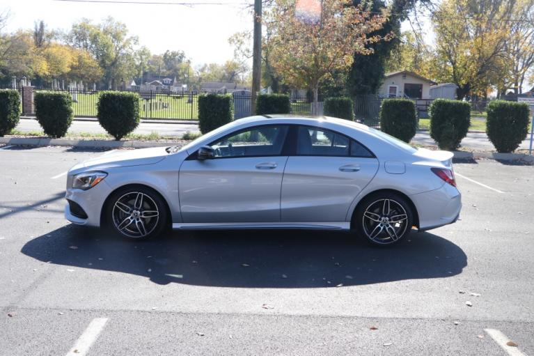 Used 2018 Mercedes-Benz CLA 250 COUPE W/NAV for sale Sold at Auto Collection in Murfreesboro TN 37130 7