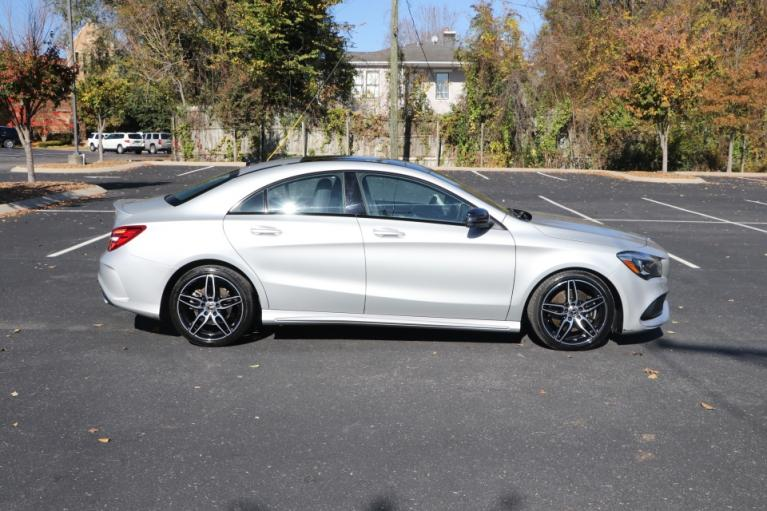 Used 2018 Mercedes-Benz CLA 250 COUPE W/NAV CLA250 for sale $27,950 at Auto Collection in Murfreesboro TN 37130 8