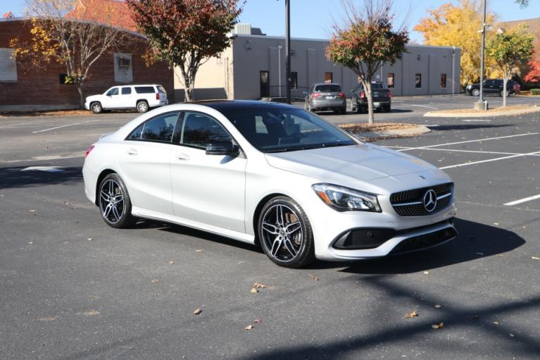 Used 2018 Mercedes-Benz CLA 250 COUPE W/NAV CLA250 for sale $27,950 at Auto Collection in Murfreesboro TN 37130 1