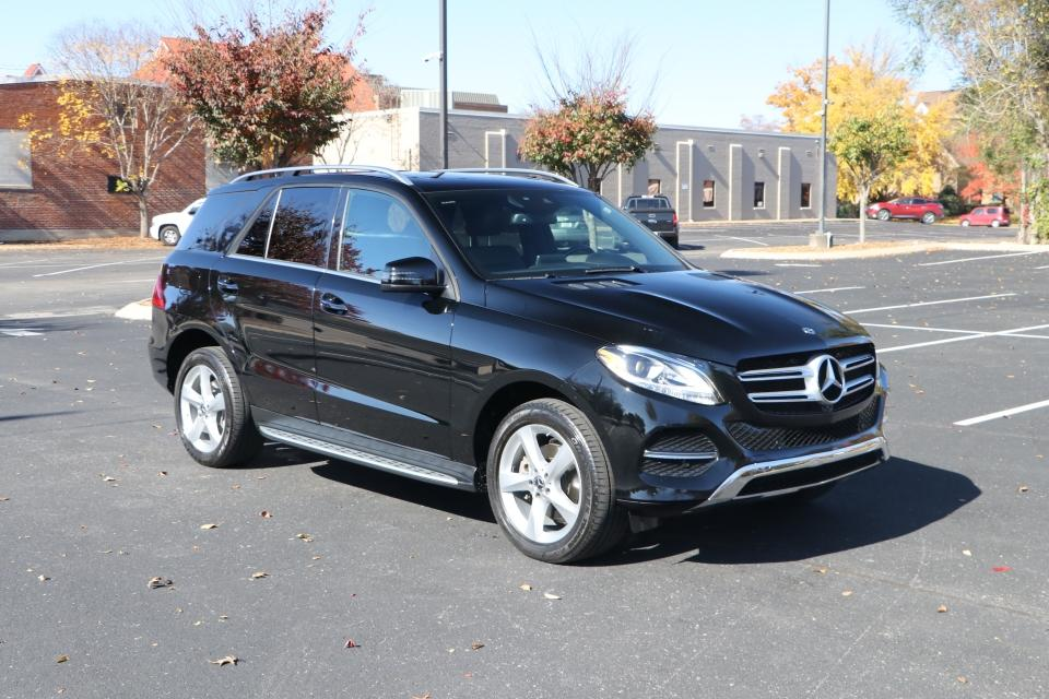 Used 2018 Mercedes-Benz GLE 350 W/PREMIUM PKG W/NAV GLE350 for sale Sold at Auto Collection in Murfreesboro TN 37130 1