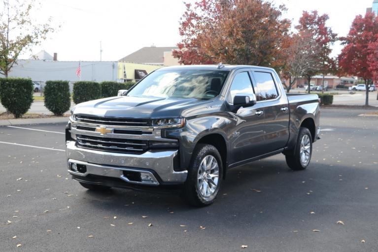Used 2019 Chevrolet SILVERADO 1500 LTZ CREW CAB 4X4 W/NAV LTZ CREW CAB 4WD for sale $43,950 at Auto Collection in Murfreesboro TN 37130 2
