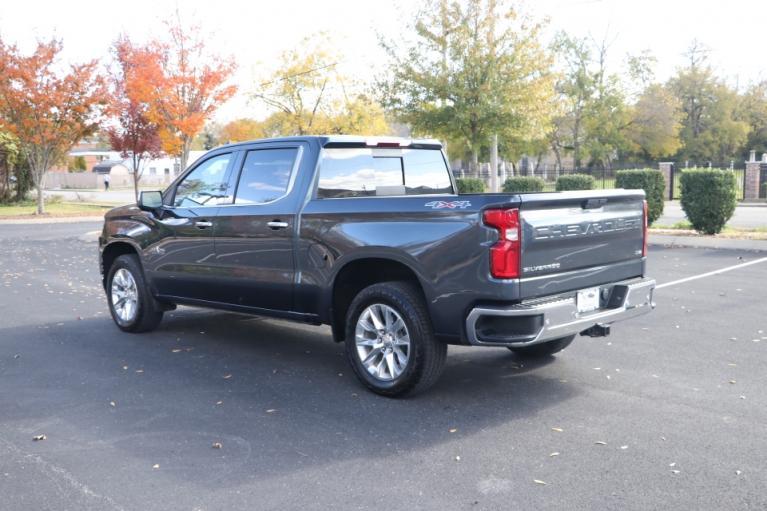 Used 2019 Chevrolet SILVERADO 1500 LTZ CREW CAB 4X4 W/NAV LTZ CREW CAB 4WD for sale $43,950 at Auto Collection in Murfreesboro TN 37130 4
