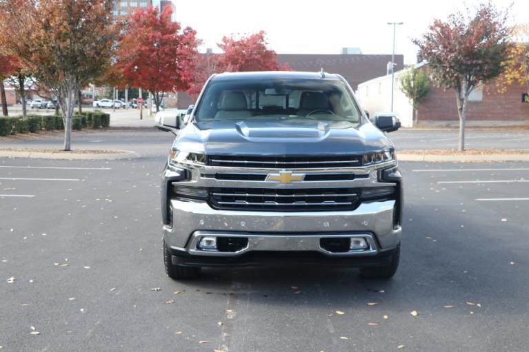 Used 2019 Chevrolet SILVERADO 1500 LTZ CREW CAB 4X4 W/NAV LTZ CREW CAB 4WD for sale $43,950 at Auto Collection in Murfreesboro TN 37130 5