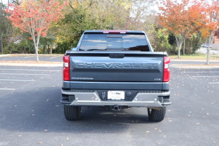 Used 2019 Chevrolet SILVERADO 1500 LTZ CREW CAB 4X4 W/NAV LTZ CREW CAB 4WD for sale $43,950 at Auto Collection in Murfreesboro TN 37130 6