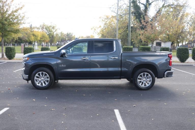 Used 2019 Chevrolet SILVERADO 1500 LTZ CREW CAB 4X4 W/NAV LTZ CREW CAB 4WD for sale $43,950 at Auto Collection in Murfreesboro TN 37130 7