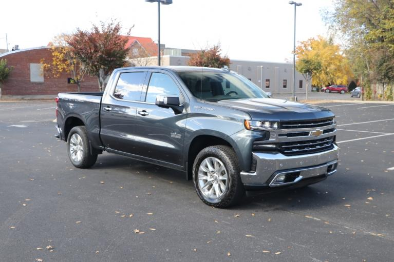 Used Used 2019 Chevrolet SILVERADO 1500 LTZ CREW CAB 4X4 W/NAV LTZ CREW CAB 4WD for sale $43,950 at Auto Collection in Murfreesboro TN