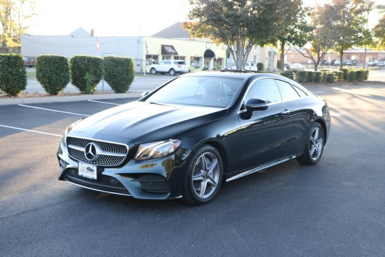 Used 2018 Mercedes-Benz  E400 COUPE W/NAV E400 COUPE for sale $41,500 at Auto Collection in Murfreesboro TN 37130 2
