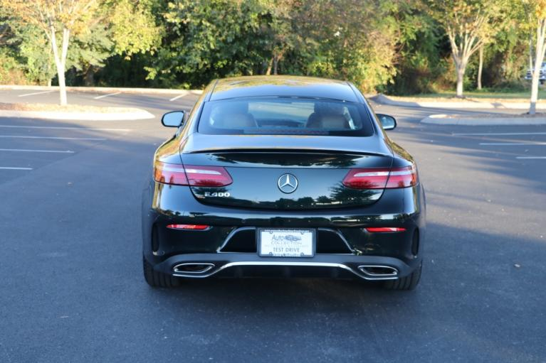 Used 2018 Mercedes-Benz  E400 COUPE W/NAV E400 COUPE for sale $41,500 at Auto Collection in Murfreesboro TN 37130 6