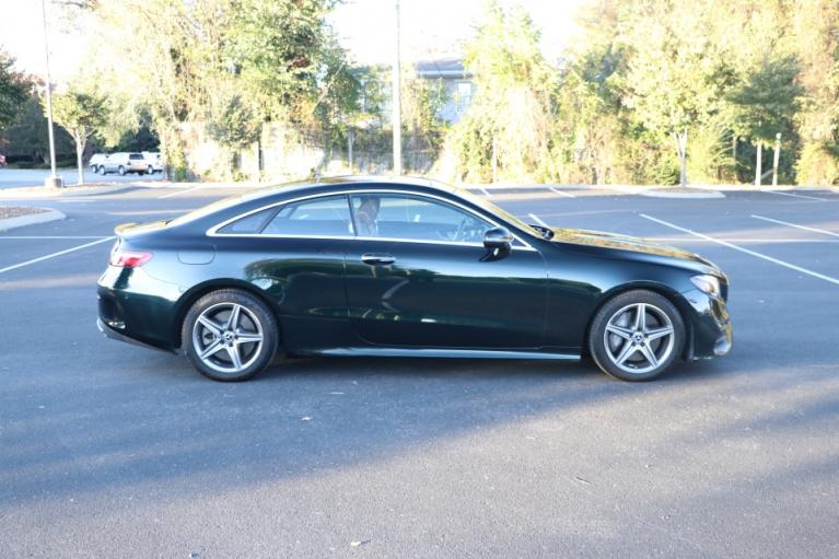 Used 2018 Mercedes-Benz  E400 COUPE W/NAV E400 COUPE for sale $41,500 at Auto Collection in Murfreesboro TN 37130 8