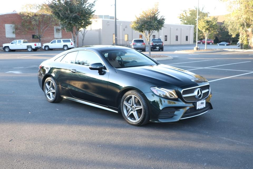 Used 2018 Mercedes-Benz  E400 COUPE W/NAV E400 COUPE for sale $41,500 at Auto Collection in Murfreesboro TN 37130 1