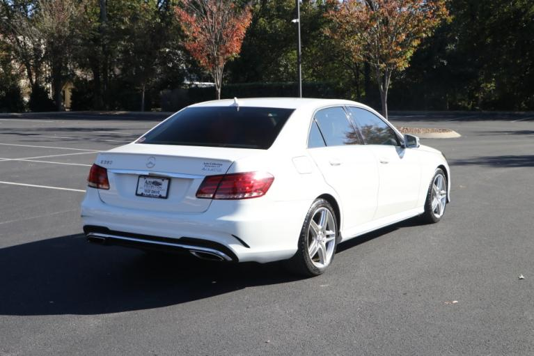 Used 2014 Mercedes-Benz E350 4MATIC AWD W/NAV for sale Sold at Auto Collection in Murfreesboro TN 37130 3