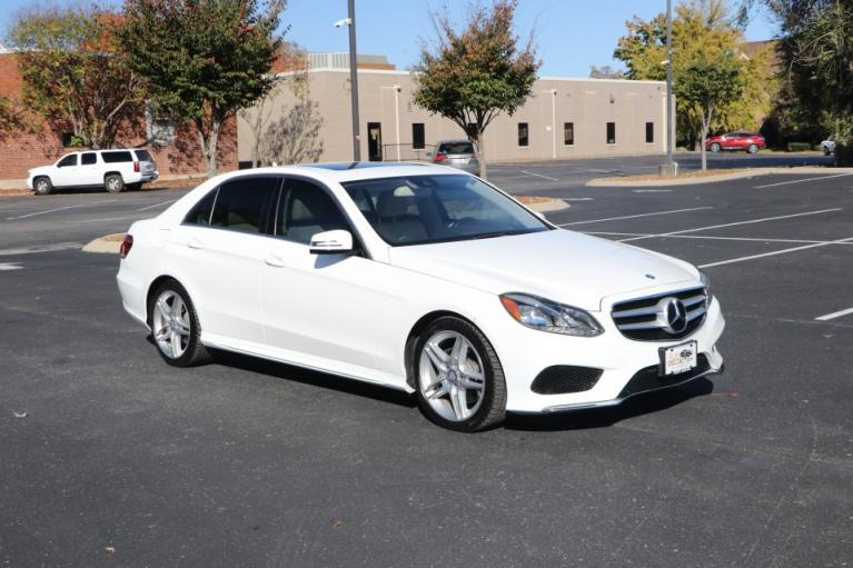 Used 2014 Mercedes-Benz E350 4MATIC AWD W/NAV for sale Sold at Auto Collection in Murfreesboro TN 37130 1