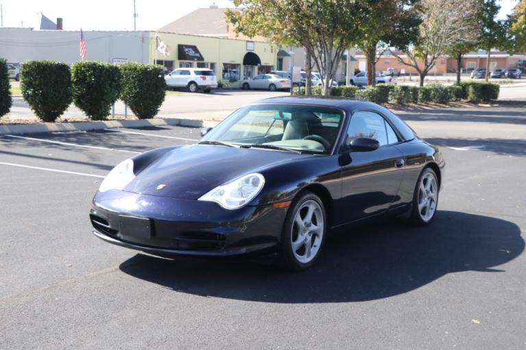 Used 2003 Porsche 911 CARRERA CABRIOLET SOFT TOP W/HARDTOP COUPE for sale Sold at Auto Collection in Murfreesboro TN 37130 2
