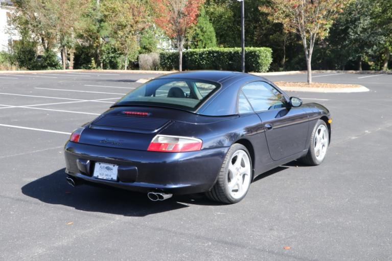 Used 2003 Porsche 911 CARRERA CABRIOLET SOFT TOP W/HARDTOP COUPE for sale Sold at Auto Collection in Murfreesboro TN 37130 3
