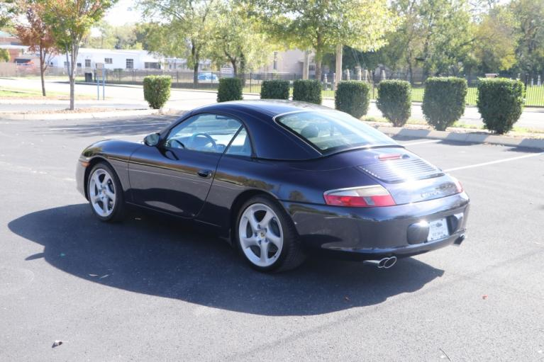 Used 2003 Porsche 911 CARRERA CABRIOLET SOFT TOP W/HARDTOP COUPE for sale Sold at Auto Collection in Murfreesboro TN 37130 4
