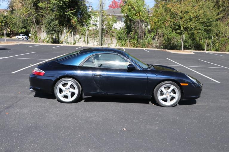 Used 2003 Porsche 911 CARRERA CABRIOLET SOFT TOP W/HARDTOP COUPE for sale Sold at Auto Collection in Murfreesboro TN 37130 8