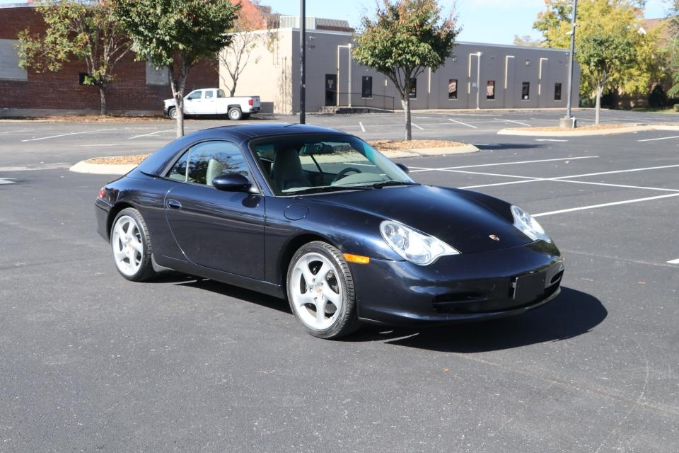 Used 2003 Porsche 911 CARRERA CABRIOLET SOFT TOP W/HARDTOP COUPE for sale Sold at Auto Collection in Murfreesboro TN 37130 1