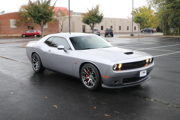 Used Used 2016 Dodge CHALLENGER SRT 392 W/NAV SRT 392 for sale $39,950 at Auto Collection in Murfreesboro TN