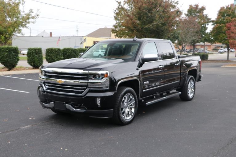 Used 2018 Chevrolet SILVERADO 1500 HIGH COUNTRY CREW CAB W/NAV HIGH COUNTRY CREW CAB SHORT BOX 4WD for sale Sold at Auto Collection in Murfreesboro TN 37130 2