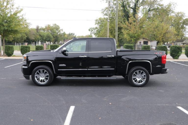 Used 2018 Chevrolet SILVERADO 1500 HIGH COUNTRY CREW CAB W/NAV HIGH COUNTRY CREW CAB SHORT BOX 4WD for sale Sold at Auto Collection in Murfreesboro TN 37130 7