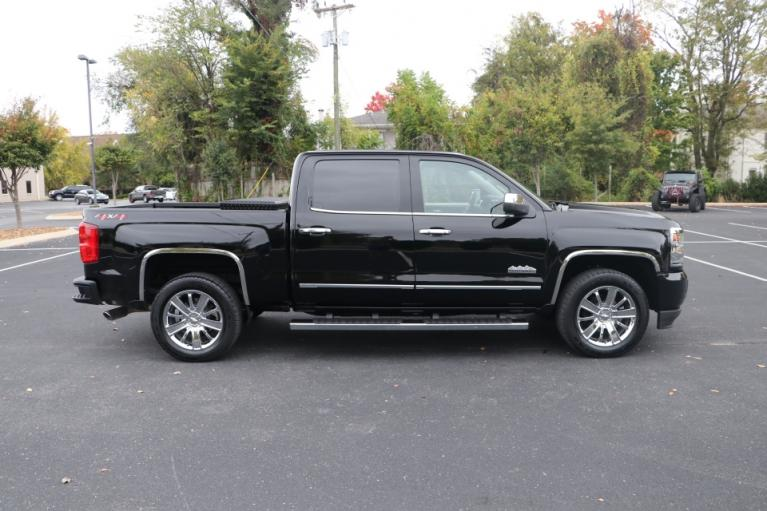 Used 2018 Chevrolet SILVERADO 1500 HIGH COUNTRY CREW CAB W/NAV HIGH COUNTRY CREW CAB SHORT BOX 4WD for sale Sold at Auto Collection in Murfreesboro TN 37130 8