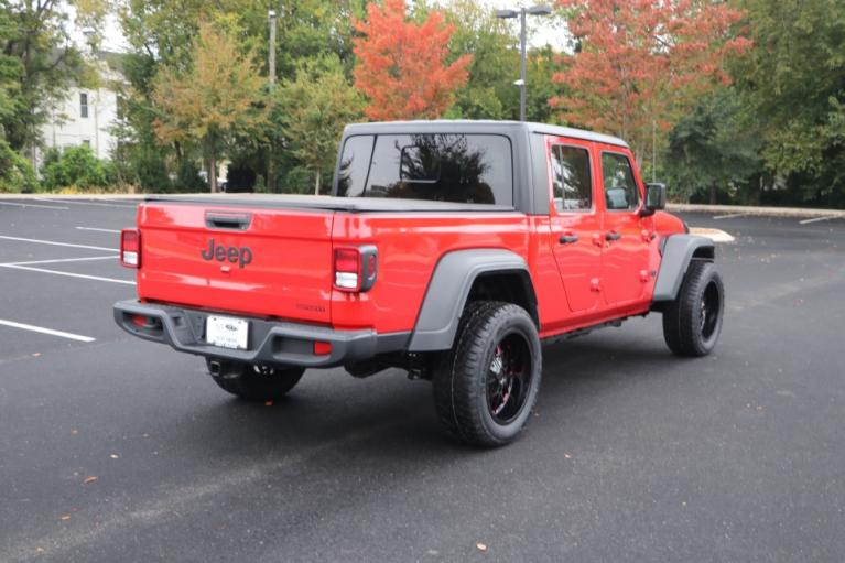 Used 2020 Jeep GLADIATOR Sport S 4x4 SPORT S for sale Sold at Auto Collection in Murfreesboro TN 37130 3
