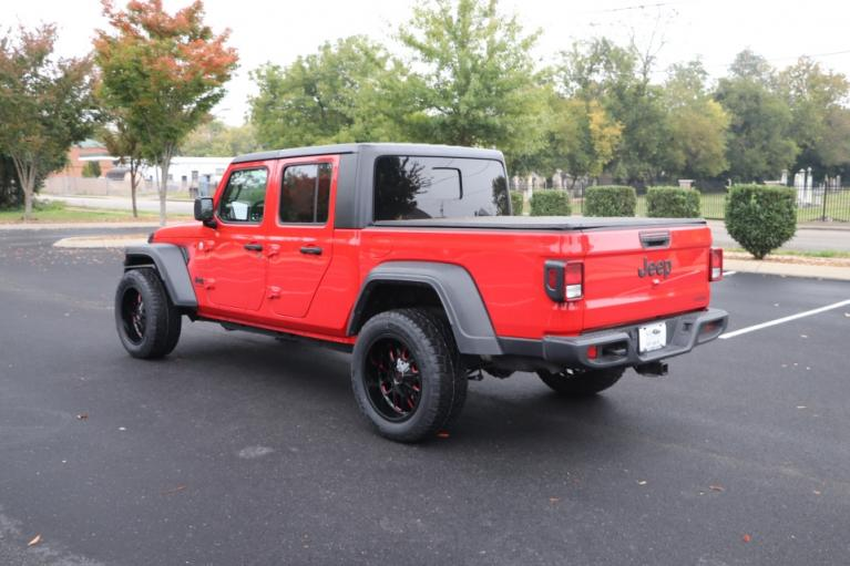 Used 2020 Jeep GLADIATOR Sport S 4x4 SPORT S for sale Sold at Auto Collection in Murfreesboro TN 37130 4