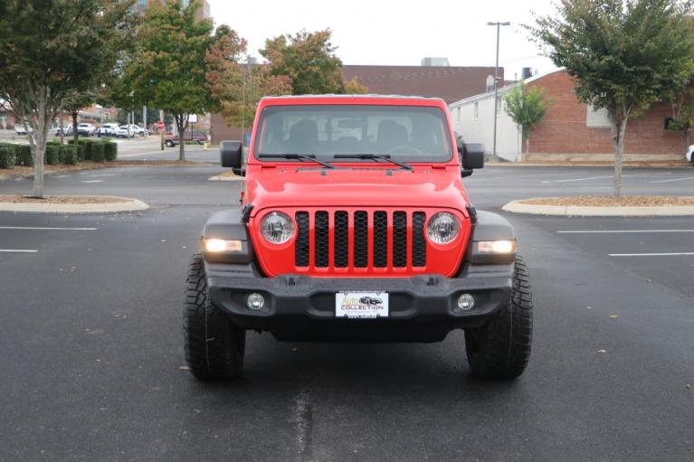 Used 2020 Jeep GLADIATOR Sport S 4x4 SPORT S for sale Sold at Auto Collection in Murfreesboro TN 37130 5