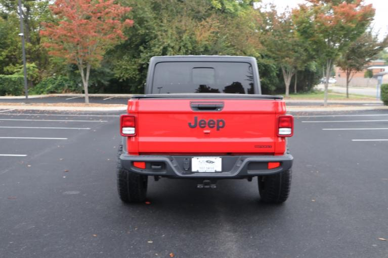 Used 2020 Jeep GLADIATOR Sport S 4x4 SPORT S for sale Sold at Auto Collection in Murfreesboro TN 37130 6