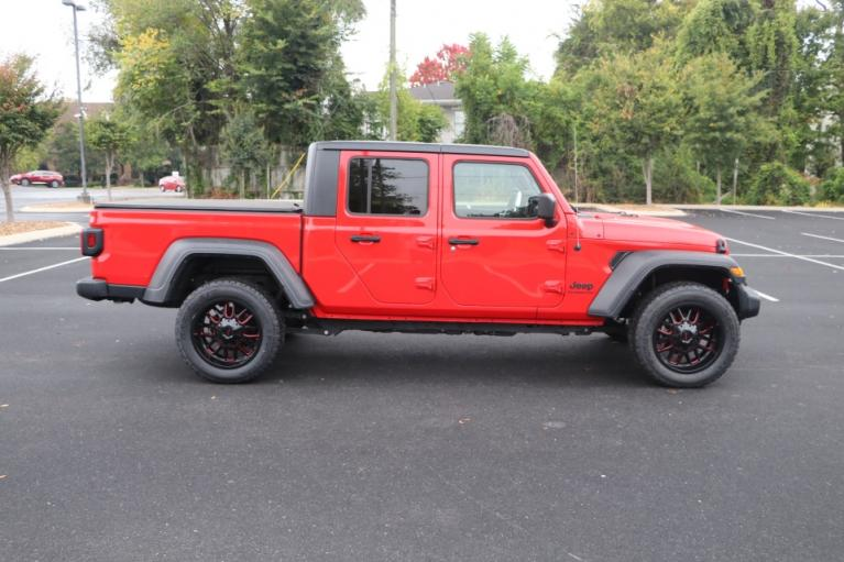Used 2020 Jeep GLADIATOR Sport S 4x4 SPORT S for sale Sold at Auto Collection in Murfreesboro TN 37130 8