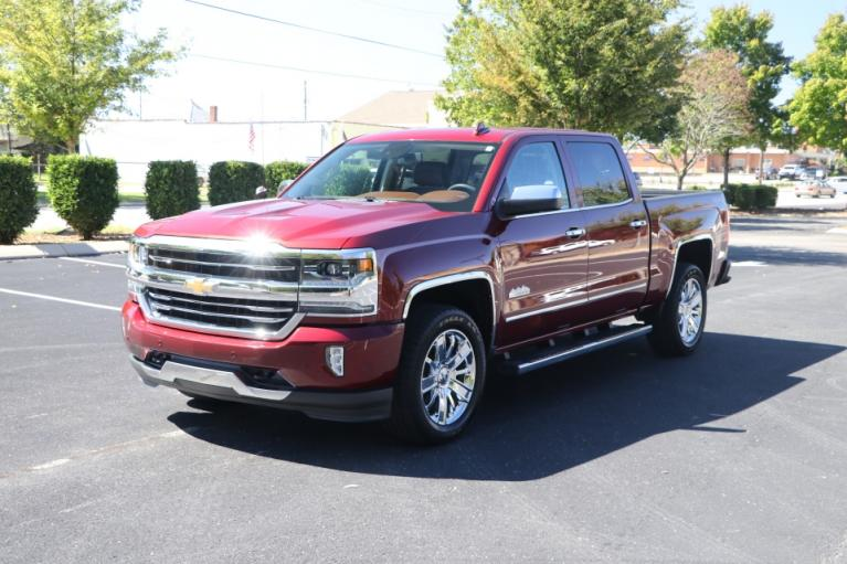 Used 2017 Chevrolet SILVERADO 1500 HIGH COUNTRY CREW CAB 4x4 W/NAV for sale Sold at Auto Collection in Murfreesboro TN 37130 2