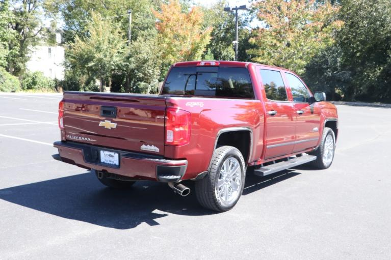 Used 2017 Chevrolet SILVERADO 1500 HIGH COUNTRY CREW CAB 4x4 W/NAV HIGH COUNTRY CREW CA for sale $42,500 at Auto Collection in Murfreesboro TN 37130 3