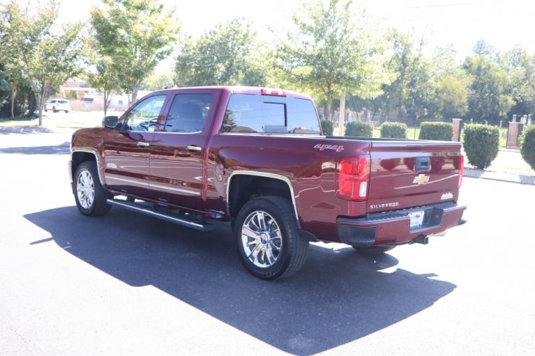 Used 2017 Chevrolet SILVERADO 1500 HIGH COUNTRY CREW CAB 4x4 W/NAV for sale Sold at Auto Collection in Murfreesboro TN 37130 4