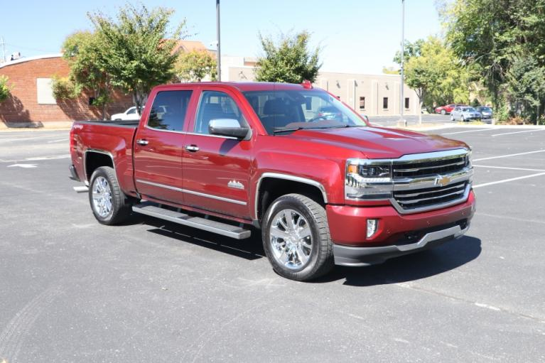 Used 2017 Chevrolet SILVERADO 1500 HIGH COUNTRY CREW CAB 4x4 W/NAV for sale Sold at Auto Collection in Murfreesboro TN 37130 1