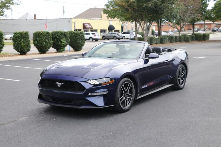 Used 2020 Ford MUSTANG Premium ecoboost  ECOBOOST PREMIUM CONVERTIBLE for sale Sold at Auto Collection in Murfreesboro TN 37130 2