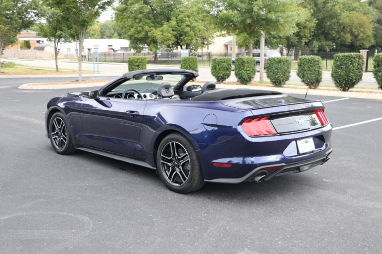 Used 2020 Ford MUSTANG Premium ecoboost  ECOBOOST PREMIUM CONVERTIBLE for sale Sold at Auto Collection in Murfreesboro TN 37130 4