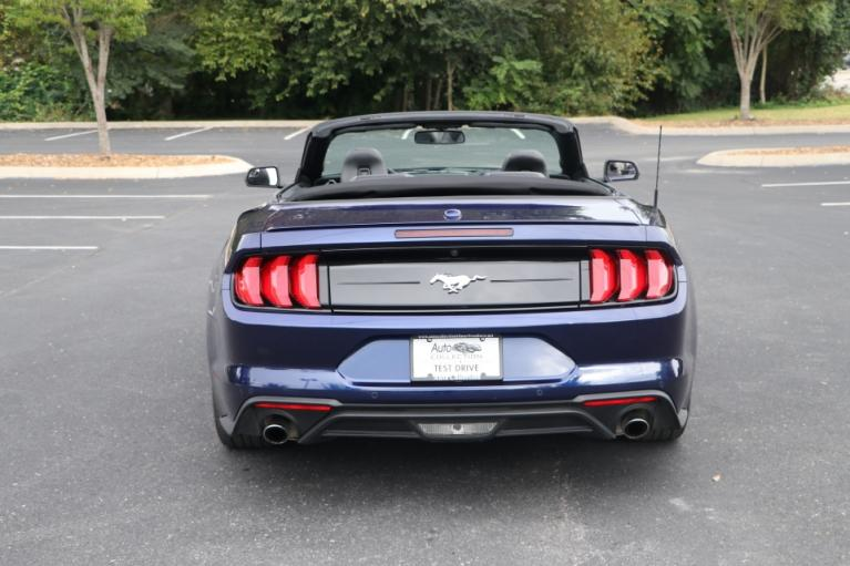 Used 2020 Ford MUSTANG Premium ecoboost  ECOBOOST PREMIUM CONVERTIBLE for sale Sold at Auto Collection in Murfreesboro TN 37130 6