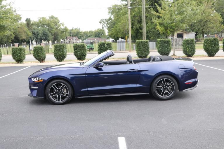 Used 2020 Ford MUSTANG Premium ecoboost  ECOBOOST PREMIUM CONVERTIBLE for sale Sold at Auto Collection in Murfreesboro TN 37130 7