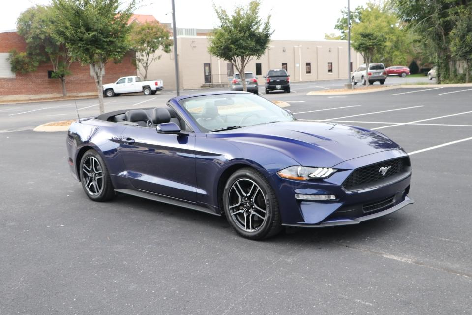 Used 2020 Ford MUSTANG Premium ecoboost  ECOBOOST PREMIUM CONVERTIBLE for sale Sold at Auto Collection in Murfreesboro TN 37130 1