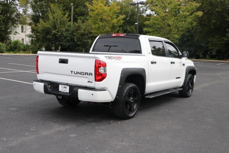Used 2019 Toyota TUNDRA SR5 TRD Sport Crew max 4x4 W/NAV SR5 5.7L V8 FFV CREWMAX 4WD for sale Sold at Auto Collection in Murfreesboro TN 37130 3