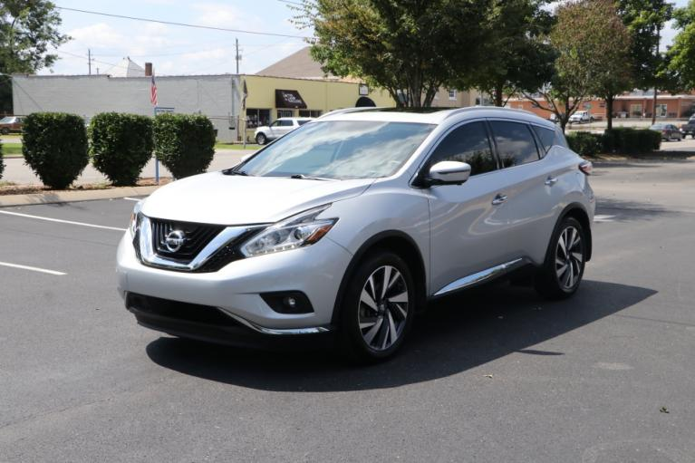 Used 2017 Nissan MURANO PLATINUM FWD W/NAV PLATINUM FWD for sale Sold at Auto Collection in Murfreesboro TN 37130 2