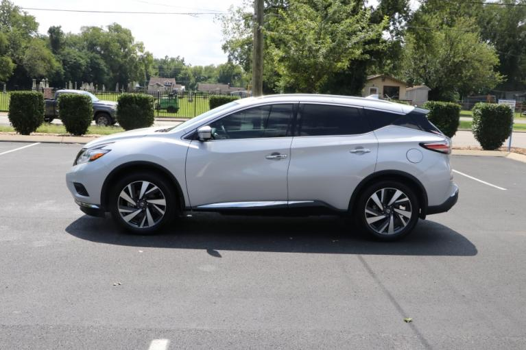 Used 2017 Nissan MURANO PLATINUM FWD W/NAV PLATINUM FWD for sale Sold at Auto Collection in Murfreesboro TN 37130 7