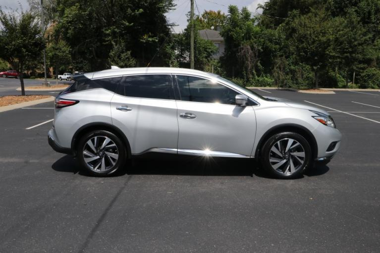 Used 2017 Nissan MURANO PLATINUM FWD W/NAV PLATINUM FWD for sale Sold at Auto Collection in Murfreesboro TN 37130 8