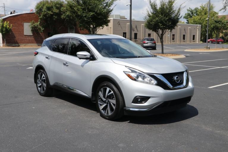 Used Used 2017 Nissan MURANO PLATINUM FWD W/NAV PLATINUM FWD for sale $24,950 at Auto Collection in Murfreesboro TN