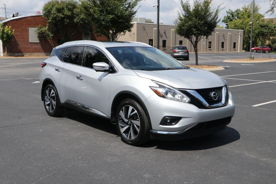 Used 2017 Nissan MURANO PLATINUM FWD W/NAV PLATINUM FWD for sale Sold at Auto Collection in Murfreesboro TN 37130 1