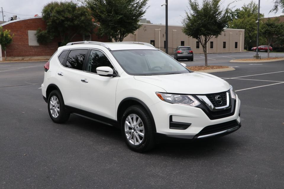 Used 2020 Nissan ROGUE SV FWD SV 2WD for sale Sold at Auto Collection in Murfreesboro TN 37130 1