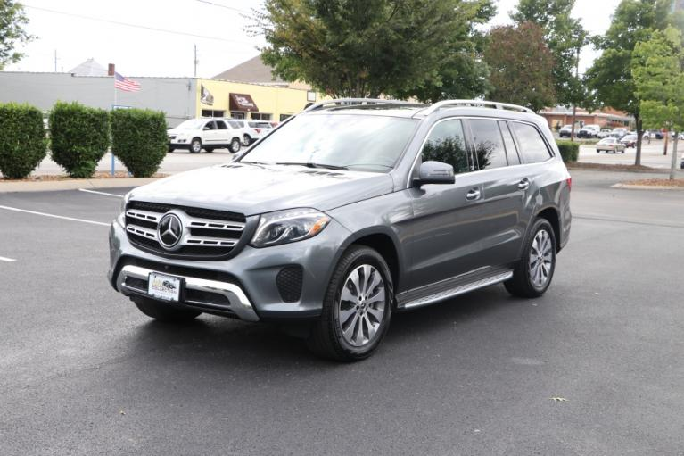 Used 2019 Mercedes-Benz GLS 450 4MATIC W/Premium Pkg NAV for sale Sold at Auto Collection in Murfreesboro TN 37130 2