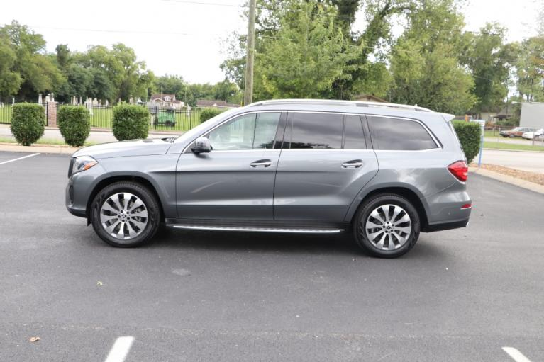 Used 2019 Mercedes-Benz GLS 450 4MATIC W/Premium Pkg NAV for sale Sold at Auto Collection in Murfreesboro TN 37130 7