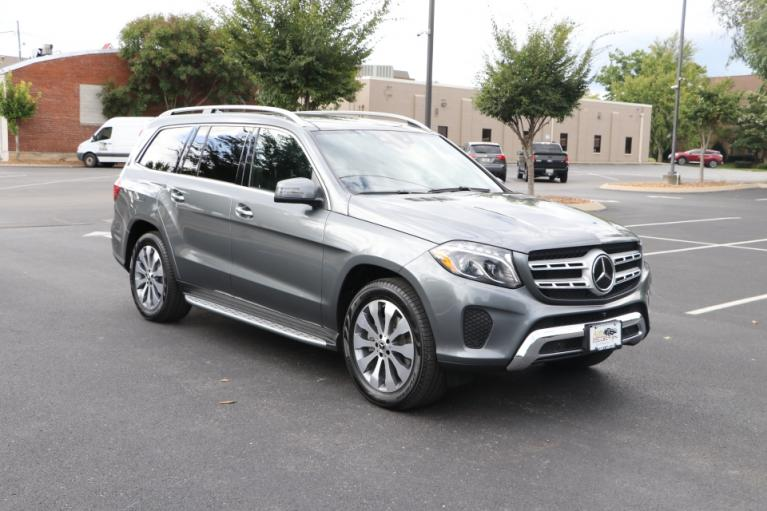 Used 2019 Mercedes-Benz GLS 450 4MATIC W/Premium Pkg NAV for sale Sold at Auto Collection in Murfreesboro TN 37130 1