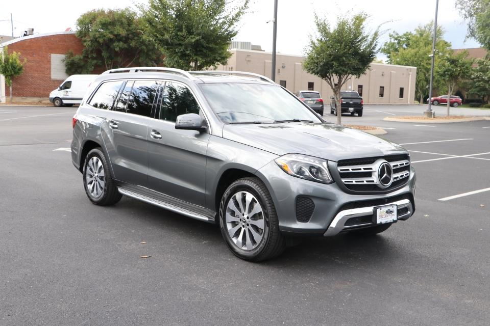 Used 2019 Mercedes-Benz GLS 450 4MATIC W/Premium Pkg NAV GLS450 4MATIC for sale $69,950 at Auto Collection in Murfreesboro TN 37130 1